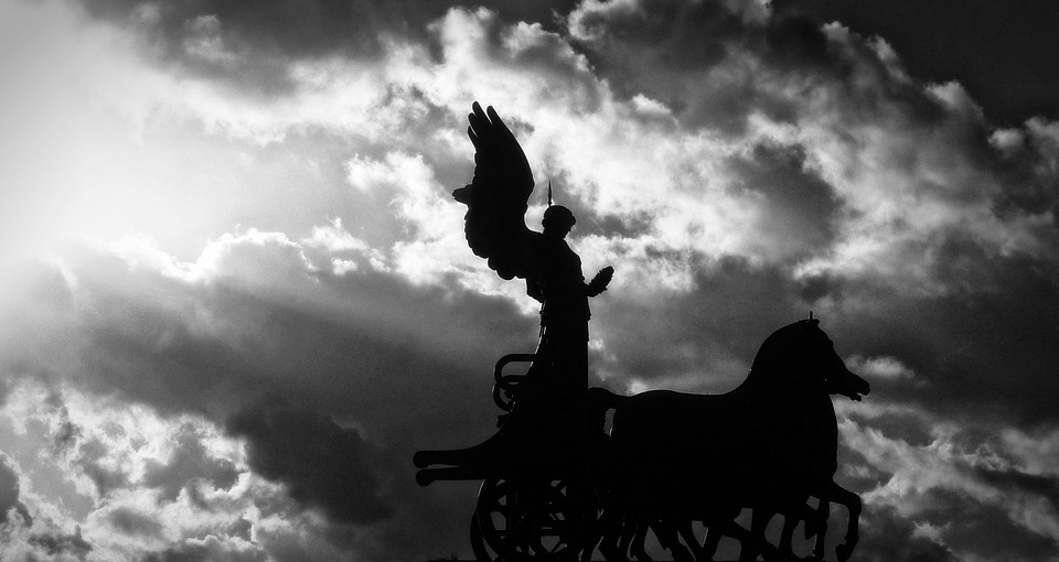 God, Chariots of Iron in the Bible